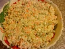 Zwergi's Russischer Salat - Rezept