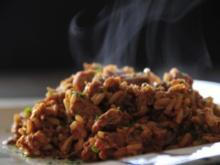 Reisfleisch vom Huhn - Rezept