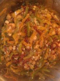 Paprika-Kichererbsen-Salat - Rezept