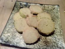 Weihnachten: Orangen-Pistazien-Heidesand - Rezept