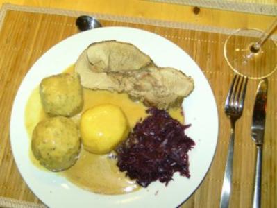 Wildschweinbraten - Rezept