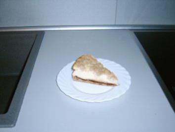 Pflaumen - Käse - Kuchen - Rezept