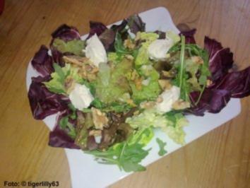Rezept: Winterlicher Salat