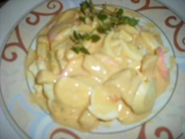 """Eier Salat """"Rapunzchen"""" - Rezept - Bild Nr. 3"""