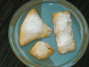 Dinkelblätterteig - süß gefüllt - Rezept