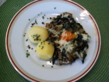 Eier im Nestchen - Rezept