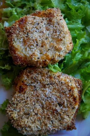 Panierte Kohlrabi-Käse-Schnitzel - Rezept - Bild Nr. 265