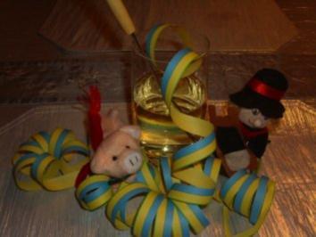 Rezept: Getränke: Bärchens Sylvester-Bowle