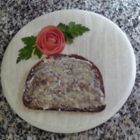 Apfel-Zwiebel Schmalz - Rezept - Bild Nr. 8