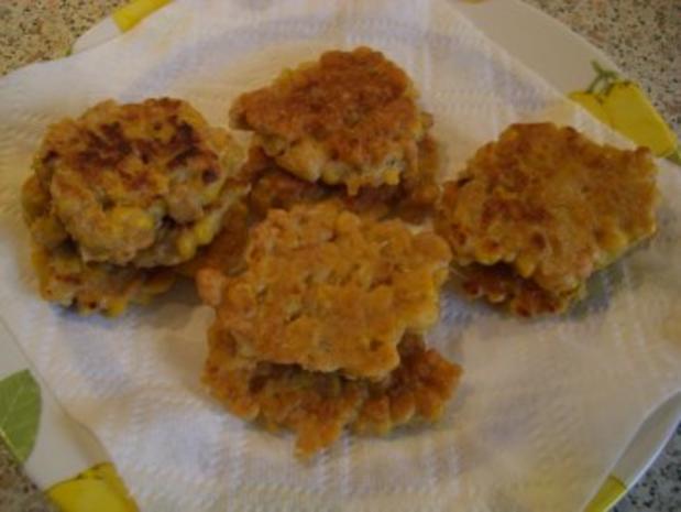 Mais - Küchlein mit Cornflakes - Rezept - Bild Nr. 4