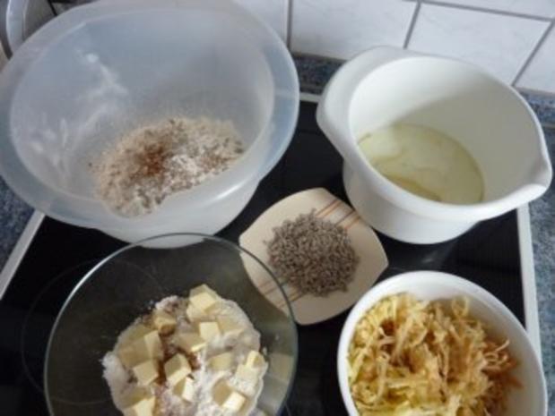 Apfel-Muffins mit Lebkuchenstreuseln - Rezept - Bild Nr. 2