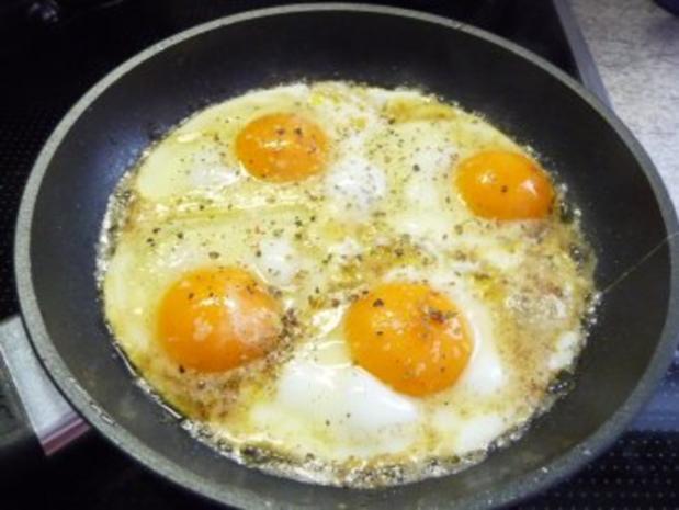 Resteverwertung : ... von Salzkartoffeln = Bratkartoffeln - Rezept - Bild Nr. 6
