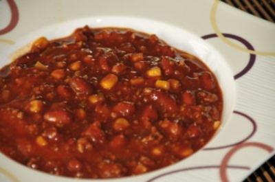 Chili con Carne diavolo - Rezept