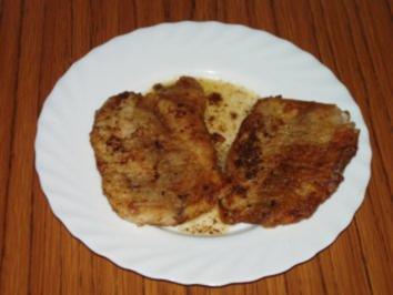 Rezept: Wels - Filet gebraten