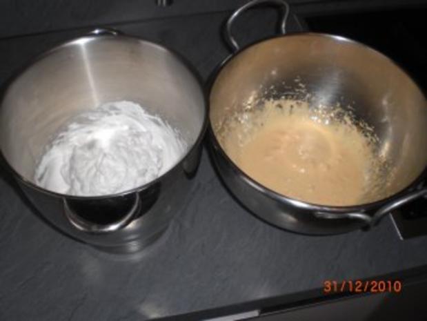 Sahne-Biskuitrolle - Rezept - Bild Nr. 3