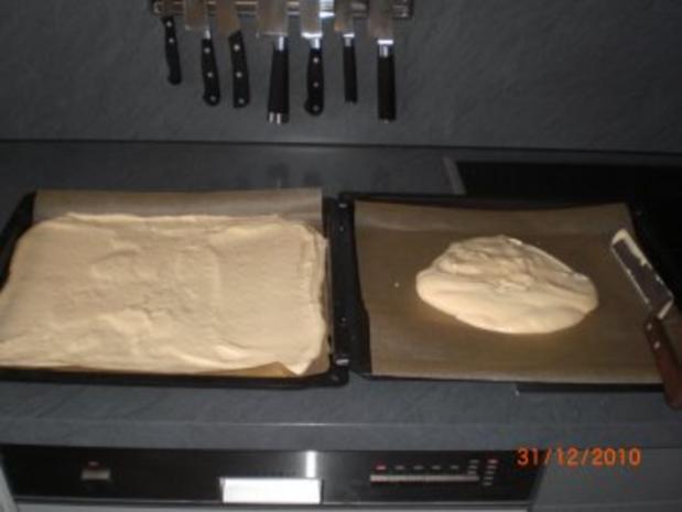 Sahne-Biskuitrolle - Rezept - Bild Nr. 6