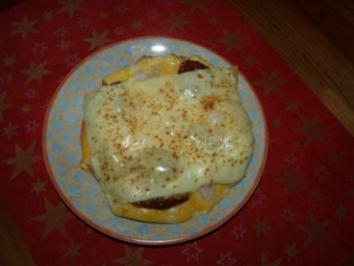 Frühstücksomelette mit Garnelen - Rezept