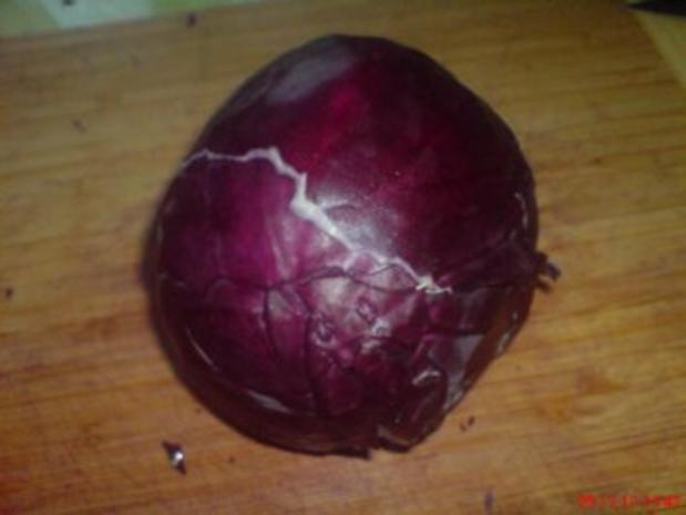 Rotkraut, eingekocht - Rezept - Bild Nr. 2