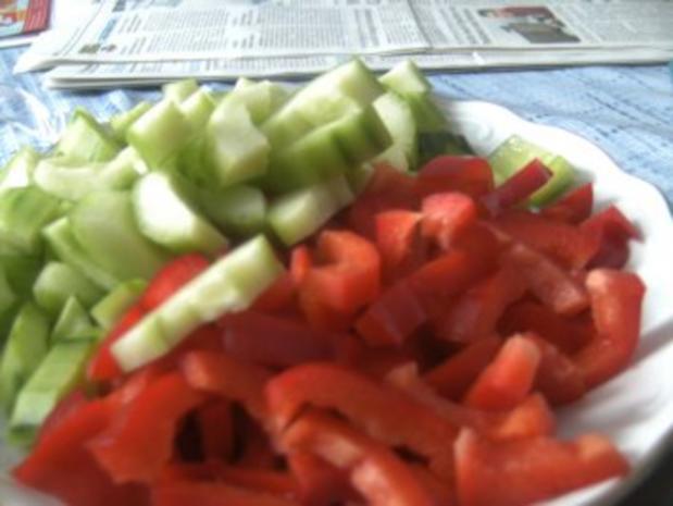 Reisrisotto mit knackigem  Gemüse - Rezept - Bild Nr. 4