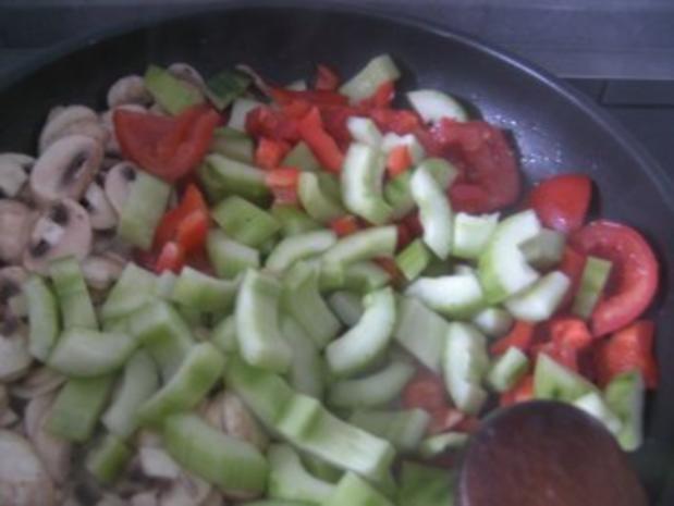 Reisrisotto mit knackigem  Gemüse - Rezept - Bild Nr. 7
