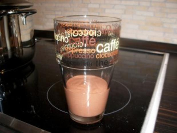 Latte-Macchiato-Dessert im Glas - Rezept - Bild Nr. 4