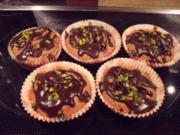 Weintrauben-Marzipan-Muffins - Rezept