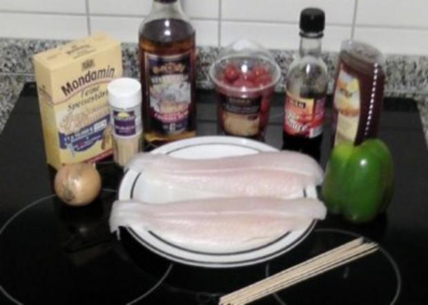 Knusprige Fischspieße - Rezept - Bild Nr. 2