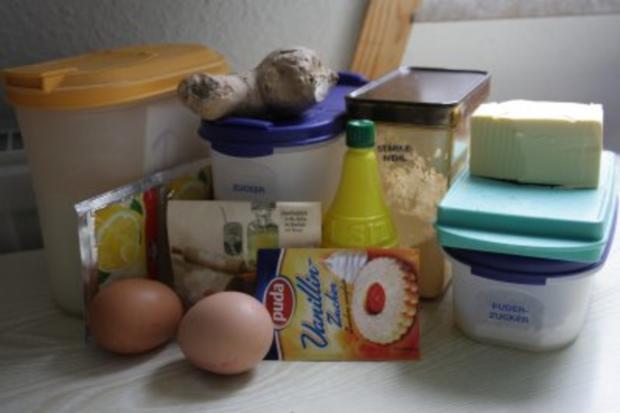 Dinkel-Zitronen-Kekse - Rezept - Bild Nr. 2