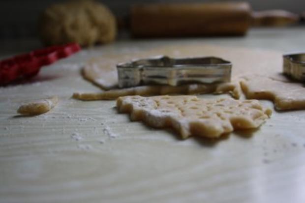 Dinkel-Zitronen-Kekse - Rezept - Bild Nr. 4