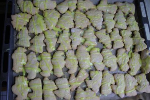 Dinkel-Zitronen-Kekse - Rezept - Bild Nr. 6