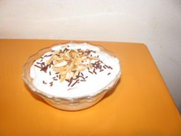 *****Kirsch-Sahne-Quark-Joguhrt Dessert***** - Rezept