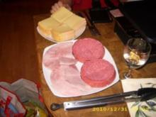 unser Raclette - Rezept