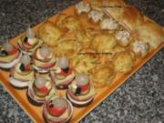 Thunfisch-Cracker - Rezept