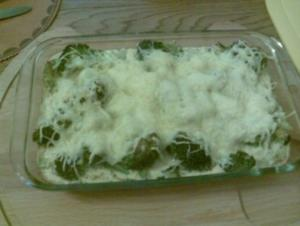 Brokoliauflauf - Rezept