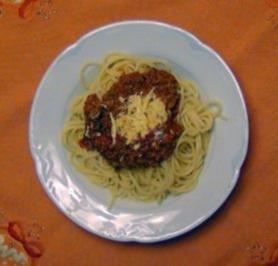 "Spaghetti "" Bolognese "" - Rezept"
