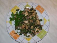 Schäfersalat - Rezept