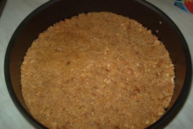 Heidelbeer-Sahne Torte - Rezept - Bild Nr. 2