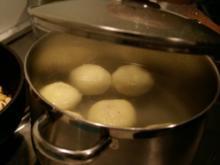 Thüringer-Klöße - Rezept