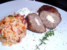 Fleisch: Bifteki vom Lamm - Rezept
