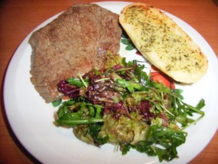 "Rinder-Steak ""Angus"" - Rezept"
