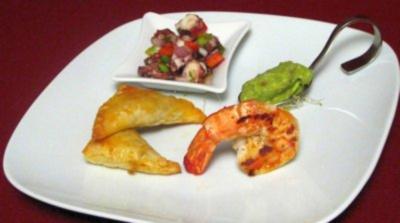 Rezept: Südamerikanischer Vorspeisenteller
