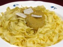 Pasta amore con Pesto trapanese - Rezept