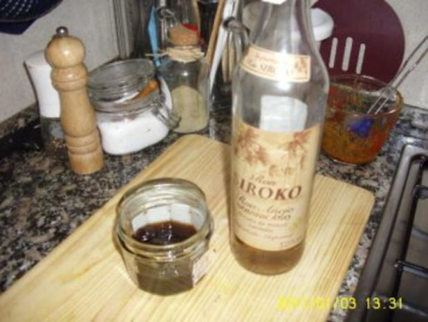 Lendenbraten mit Backpflaumen gefüllt - Rezept