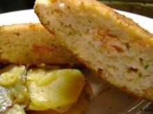 Fisch: Lachs-Rotbarsch Plätzchen - Rezept