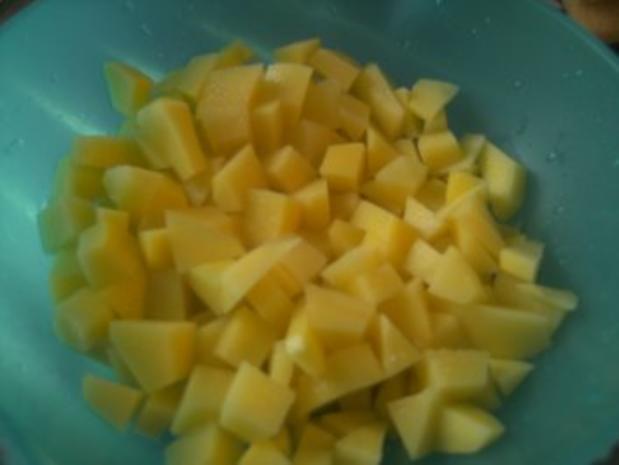 ( Eintopf )   Weiße Bohnen Suppe - Rezept - Bild Nr. 4