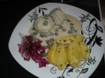 Rapunzchen's Königsberger Klopse mit Kartoffeln und Rote Beete - Rezept