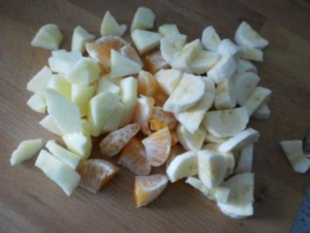 Grießbrei mit Früchten - Rezept - Bild Nr. 3