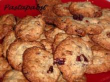 Pekannuss Cookies - Rezept