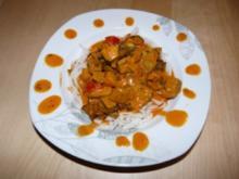 Schweinecurry Asiatisch - Rezept