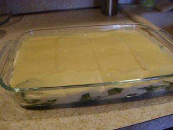 Rezept: Spinat-Ricotta-Lasagne